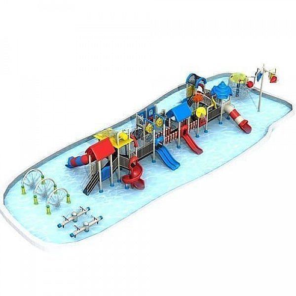 Игровые комлексы для детей аквапарки
