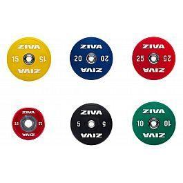Бамперные диски Ziva ZVO Urethane