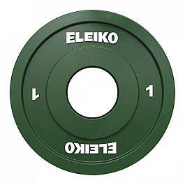 Диски для тяжелой атлетики Eleiko