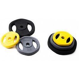 Набор дисков Ziva ZVO Rubber HX Studio Barbell Set