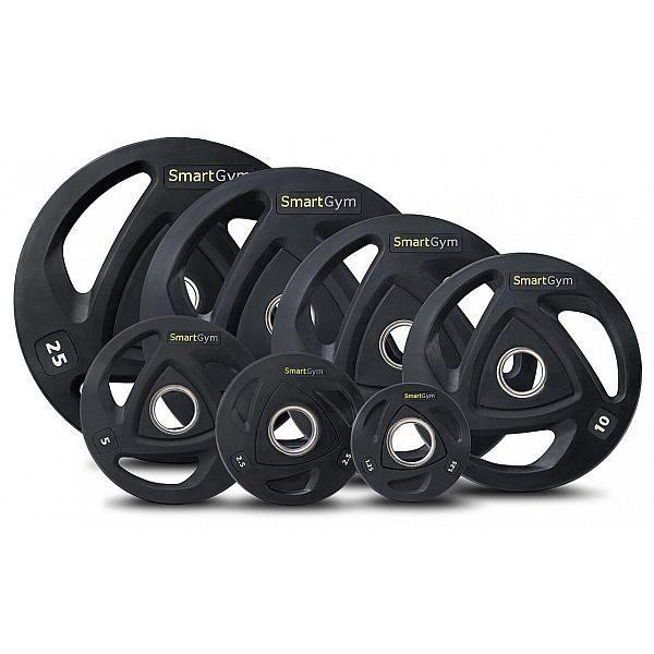 Олимпийский диск SmartGym 1,25-2,5-5-10-15-20-25кг