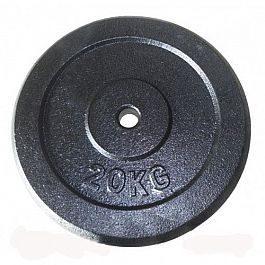 Диск чугунный AB Sport A1-15 20 кг, 26 мм