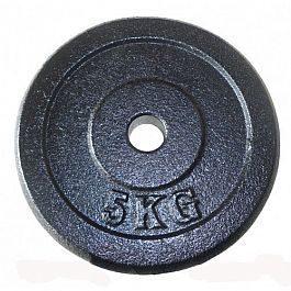 Диск чугунный AB Sport A1-15 5кг, 26 мм