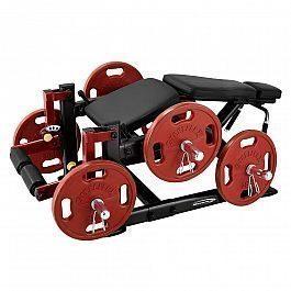 Тренажер для мышц ног Steelflex PlateLoad Line PLLC