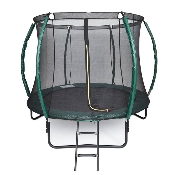 Батут Fit-On с защитной сеткой Maximal Safe 8ft (252cм)