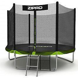 Батут Zipro с внешней сеткой Jump PRO 8FT 252см