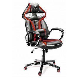 Геймерское кресло Diablo X-Gamer Plus черно-красное