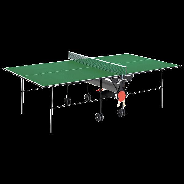 Теннисный стол Garlando Training indoor, зеленый