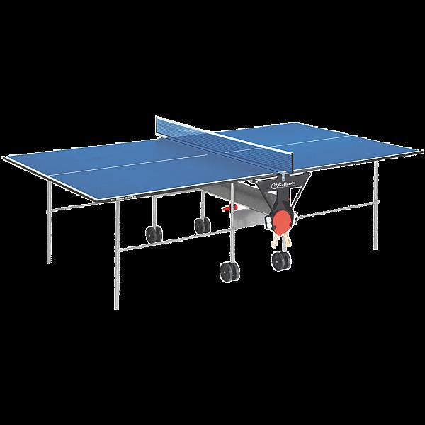 Теннисный стол Garlando Training indoor, синий