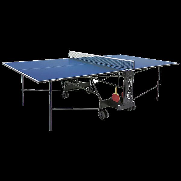 Теннисный стол Garlando Challenge indoor, синий