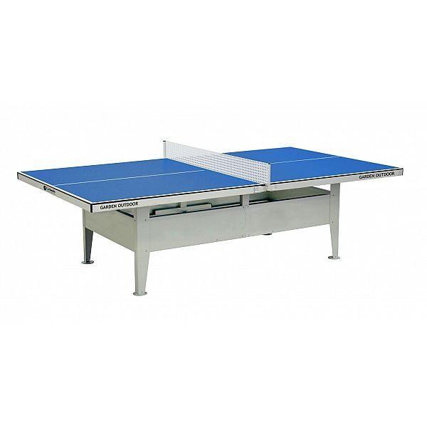 Теннисный стол Garlando Garden outdoor, синий