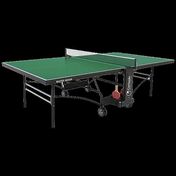 Теннисный стол Garlando Master indoor, зеленый
