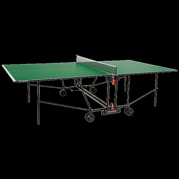Теннисный стол Garlando Progress indoor, зеленый