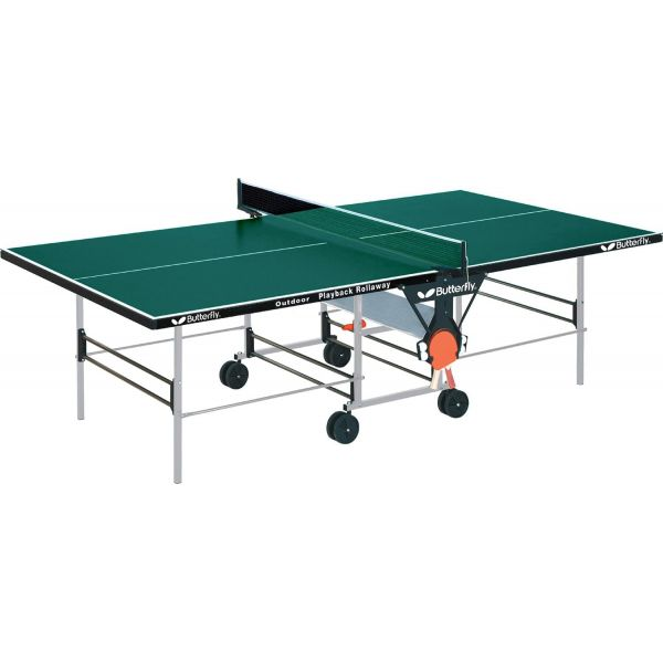Теннисный стол Butterfly Playback Rollaway Outdoor