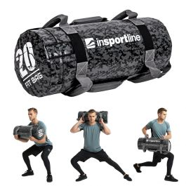 Мешок с песком для тренировок Fitness Crossfit inSPORTline Fitbag Camu 20кг
