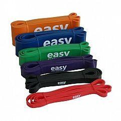 Силовая лента Easy Fitness Power Bands 100см