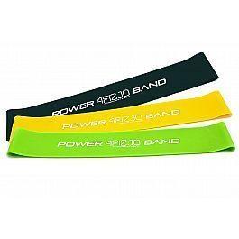 Резинка для фитнеса и спорта (лента-эспандер) 4FIZJO Mini Power Band 3 шт 5-20 кг 4FJ0008