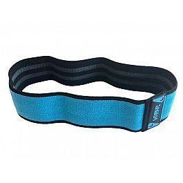 Эспандер-петля LiveUp Hip Band 42 х 8 см L Blue (LS3629-L)