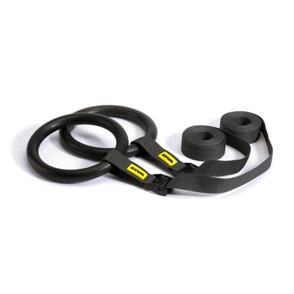 Гимнастические кольца Ziva XP Iron Ring Set