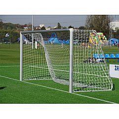 Футбольные ворота 5м. x 2м. алюминиевые переносные