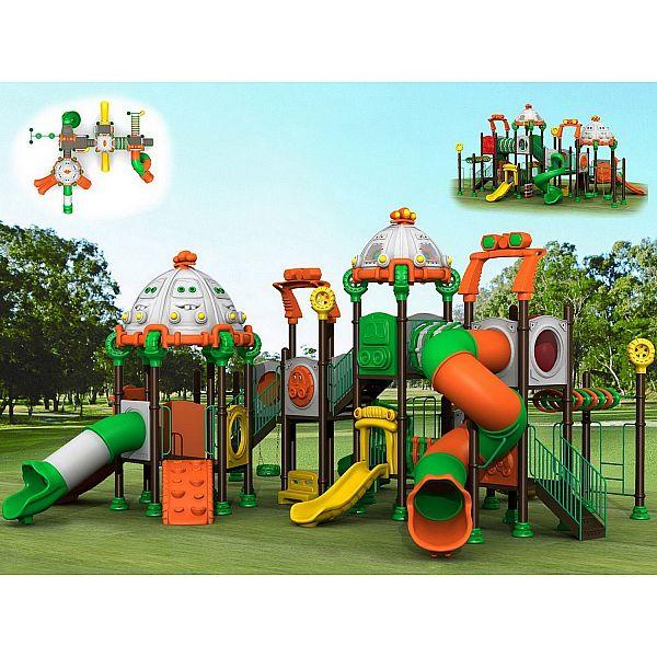 Игровой комлекс-площадка для детей Car series HDS-QC102