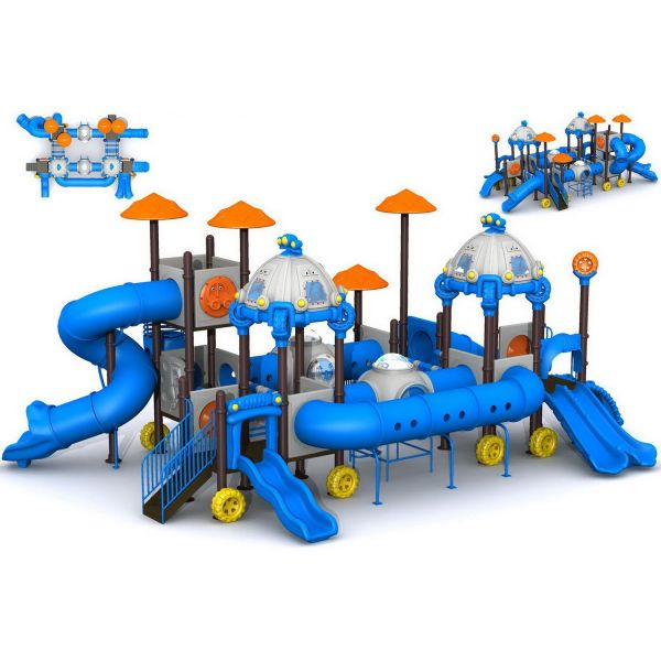Игровой комлекс-площадка для детей Car series HDS-QC103