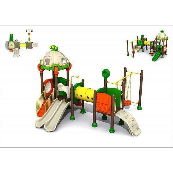 Игровой комлекс-площадка для детей Car series HDS-QC105