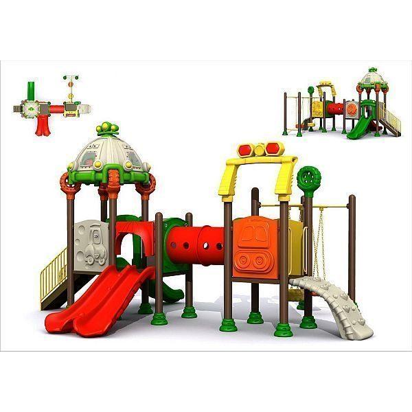 Игровой комлекс-площадка для детей Car series HDS-QC105-1