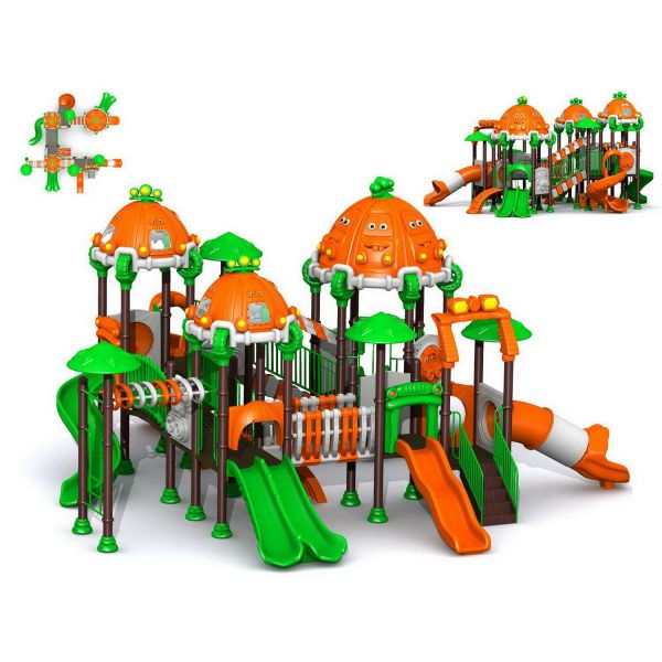 Игровой комлекс-площадка для детей Car series HDS-QC106