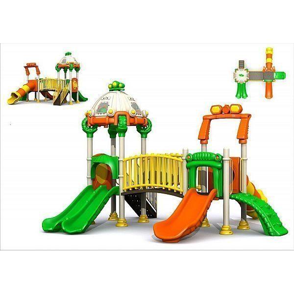 Игровой комлекс-площадка для детей Car series HDS-QC109