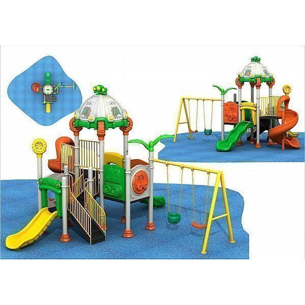 Игровой комлекс-площадка для детей Car series HDS-QC1103