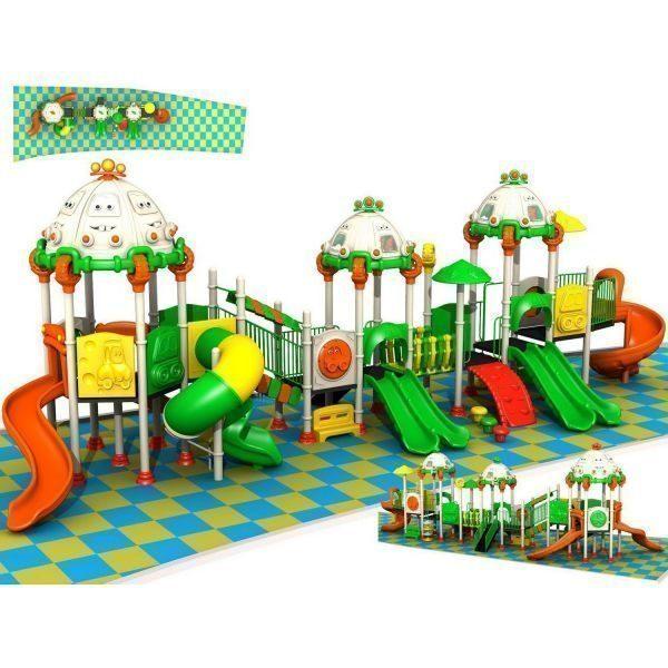 Игровой комлекс-площадка для детей Car series HDS-QC111