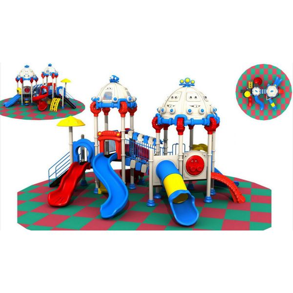 Игровой комлекс-площадка для детей Car series HDS-QC119