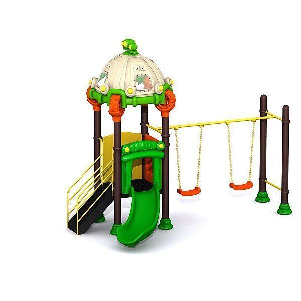Игровой комлекс-площадка для детей Car series HDS-QC120