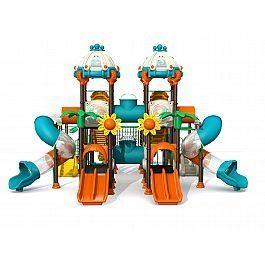 Игровой комлекс-площадка для детей Car series HDS-QC1342