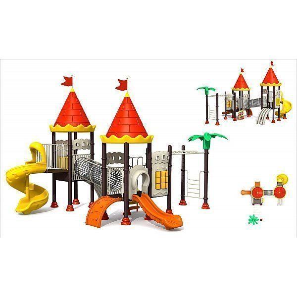 Игровой комлекс-площадка для детей Castle Seies HDS-CB1280