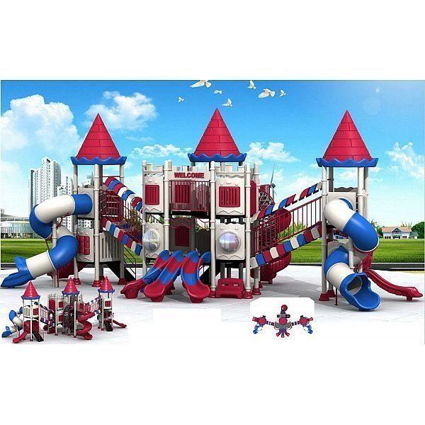 Игровой комлекс-площадка для детей Castle Seies HDS-CB1129