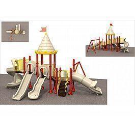 Игровой комлекс-площадка для детей Castle Seies HDS-CB1197