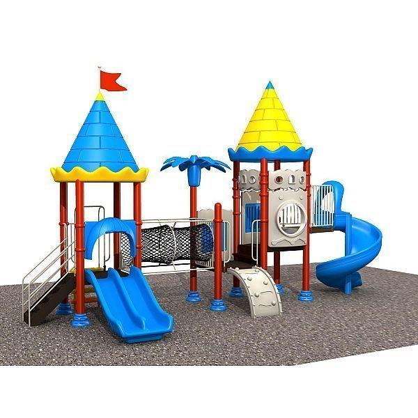 Игровой комлекс-площадка для детей Castle Seies HDS-CB1198