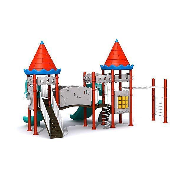 Игровой комлекс-площадка для детей Castle Seies HDS-CB123