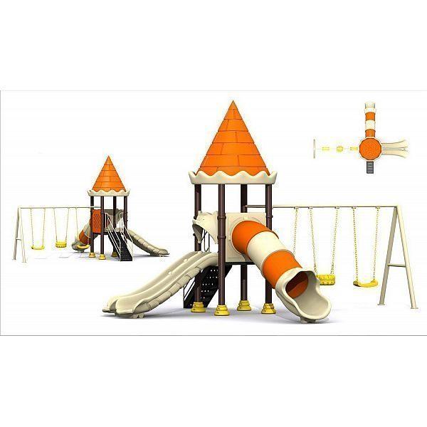 Игровой комлекс-площадка для детей Nature Series HDS-ZR764