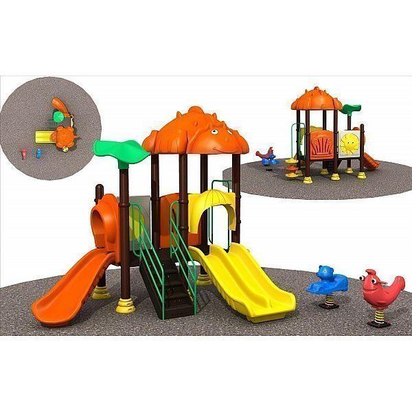 Игровой комлекс-площадка для детей Nature Series HDS-ZR1159