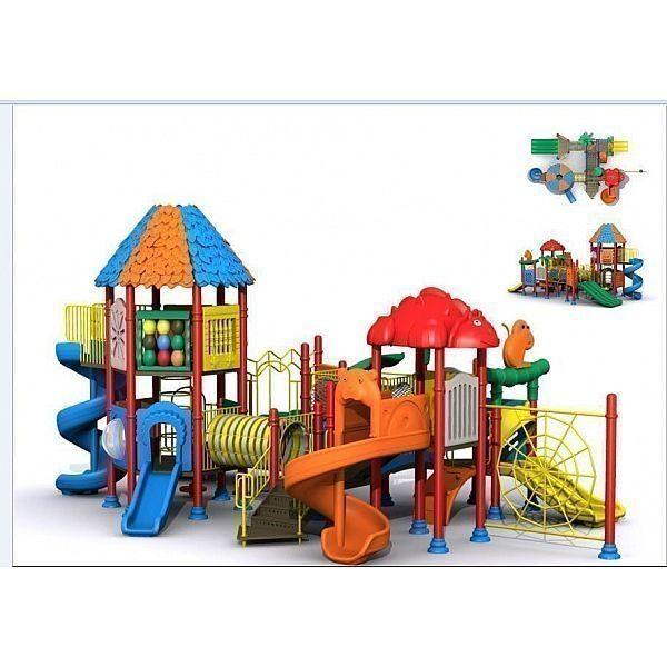 Игровой комлекс-площадка для детей Nature Series HDS-ZR541