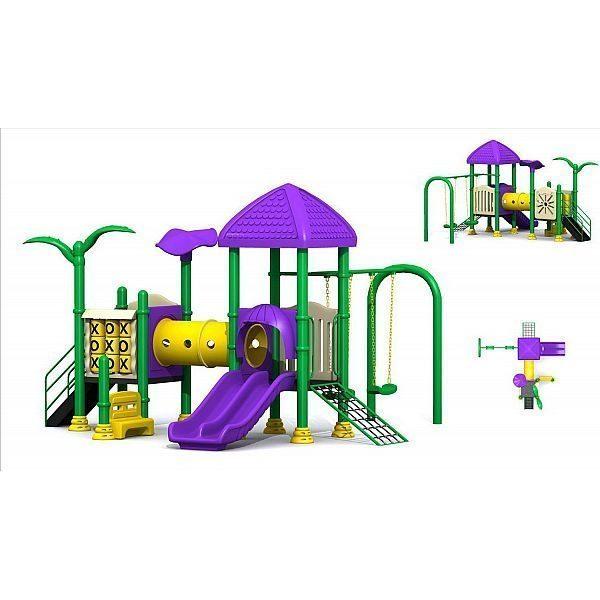 Игровой комлекс-площадка для детей Nature Series HDS-ZR773