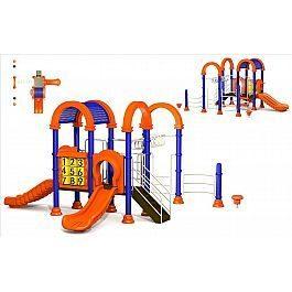 Игровой комлекс-площадка для детей Nature Series HDS-ZR1171