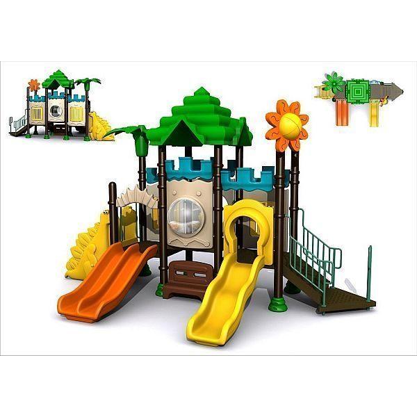 Игровой комлекс-площадка для детей Nature Series HDS-ZR160