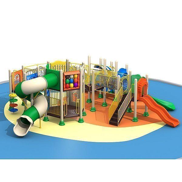 Игровой комлекс-площадка для детей Nature Series HDS-ZR674