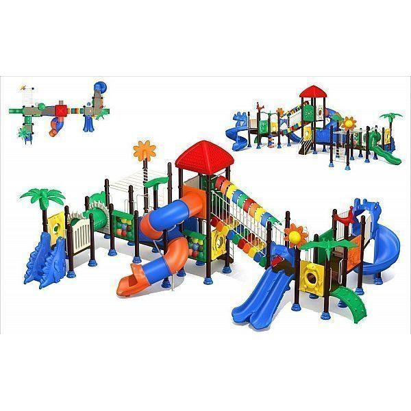 Игровой комлекс-площадка для детей Nature Series HDS-ZR1183-1
