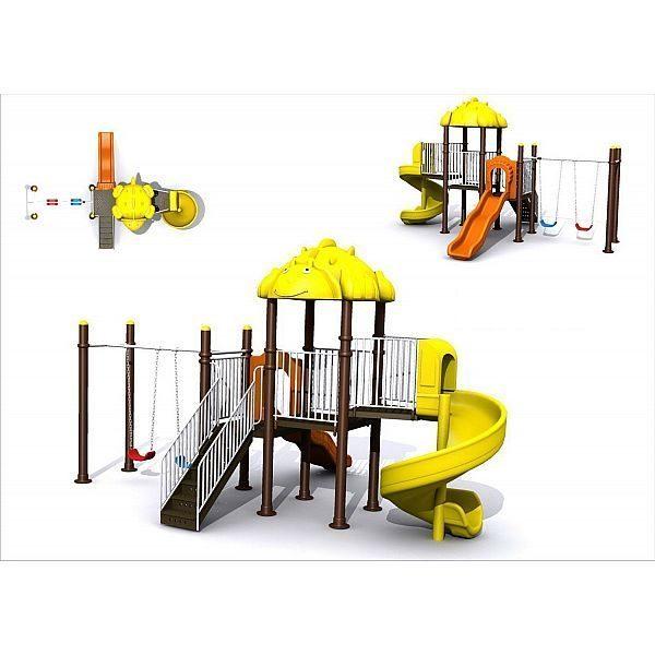 Игровой комлекс-площадка для детей Nature Series HDS-ZR578