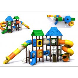Игровой комлекс-площадка для детей Nature Series HDS-ZR995